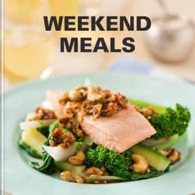 Weekend Meals