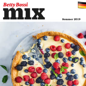 Betty Bossi Mix - Sommer 2019