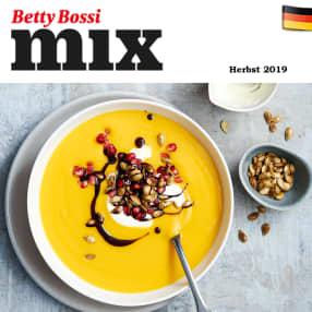 Betty Bossi Mix - Herbst 2019