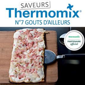 Saveurs Thermomix n°7 - Goûts d'ailleurs