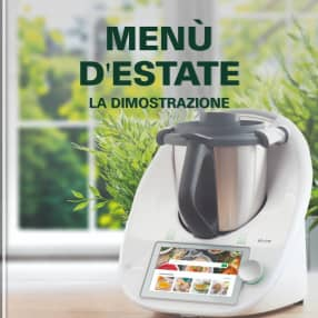 Menù d'estate