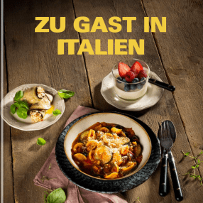 Zu Gast in Italien
