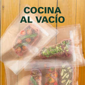 Cocina al vacío