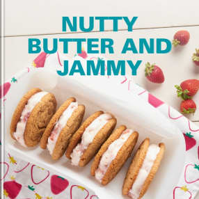 Nutty Butter and Jammy