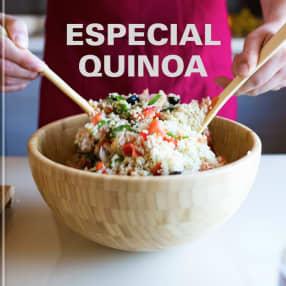 Especial Quinoa