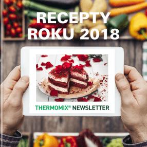 Recepty roku 2018