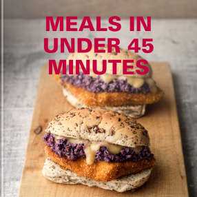 Meals in Under 45 Minutes