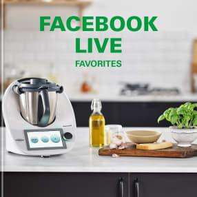 Facebook Live Favorites