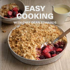 Easy Cooking with Chef Dean Edwards