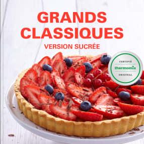 Grands classiques - version sucrée