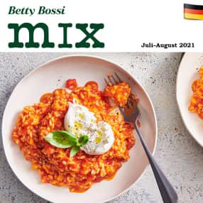 Betty Bossi mix - Juli/August 2021