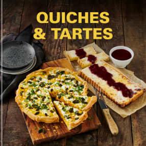 Quiches & Tartes