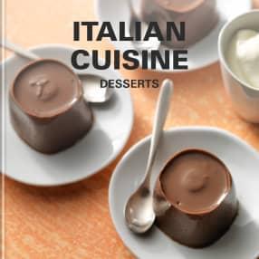 Italian cuisine: Desserts