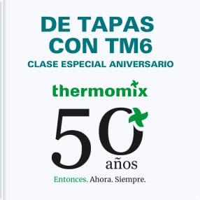 De tapas con TM6 - Clase especial 50 aniversario