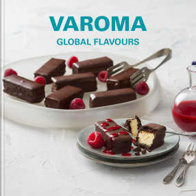 Varoma: Global flavours