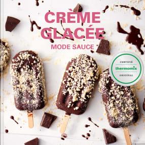 Crème glacée - mode sauce