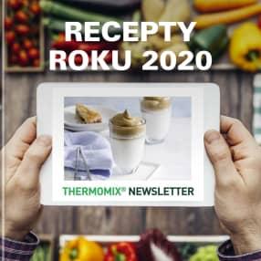 Recepty roku 2020