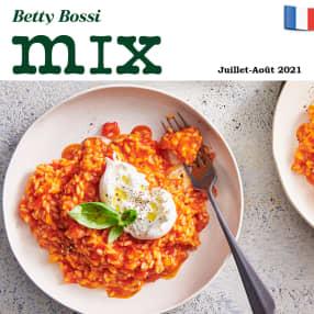 Betty Bossi mix - juillet/août 2021