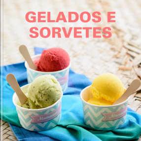 Gelados e sorvetes