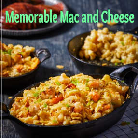 Memorable Mac and Cheese