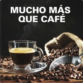 Mucho más que café