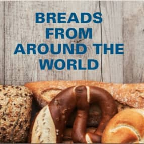 Breads From Around the World