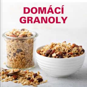 Domácí granoly