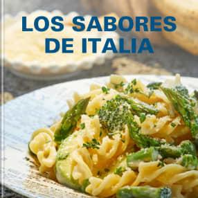LOS SABORES DE ITALIA