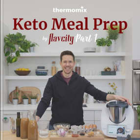 Keto Meal Prep by flavcity Part 1
