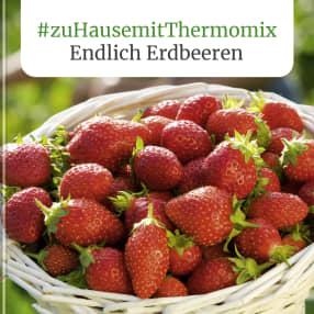Endlich Erdbeeren