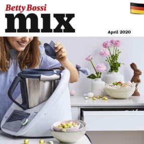 Betty Bossi mix - April 2020