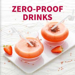 Zero-proof Drinks