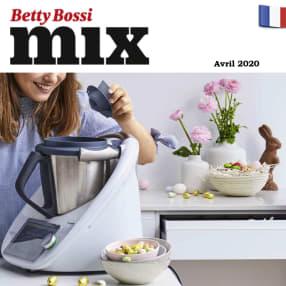 Betty Bossi mix - Avril 2020