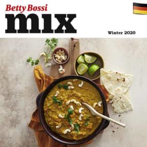 Betty Bossi mix - Winter 2020