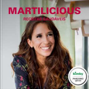 Martilicious - receitas vegetarianas