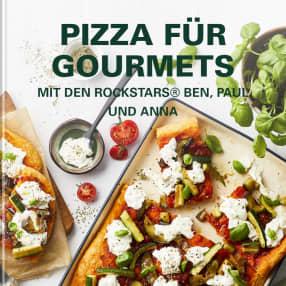 Pizza für Gourmets