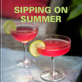 Sipping on Summer