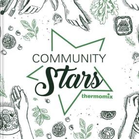 Community stars. Recetas favoritas