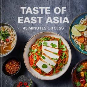 Taste of East Asia