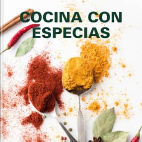Cocina con especias