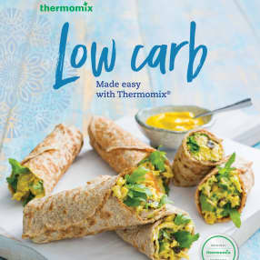 Low carb: Made easy with Thermomix