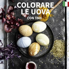 Colorare le uova