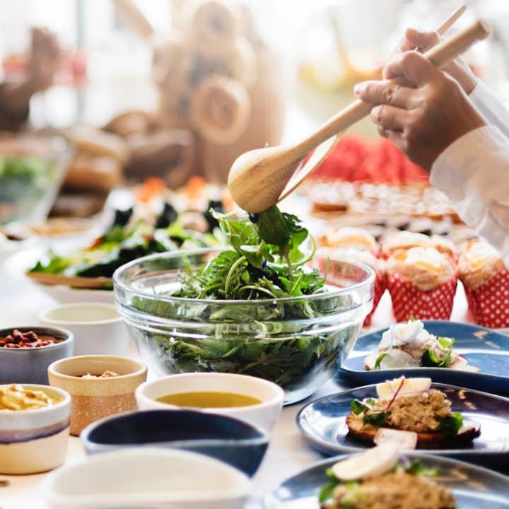 dieta baja en hidratos de carbono de absorción rápida