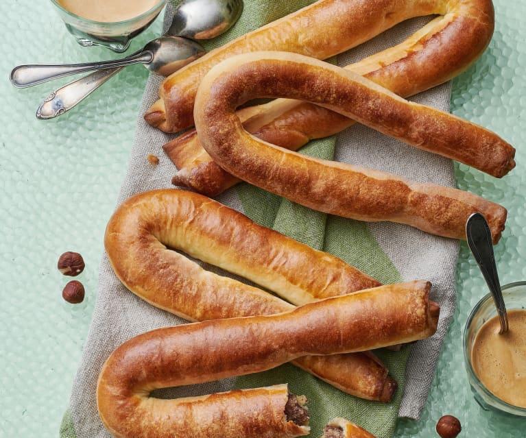 Croissants viennois