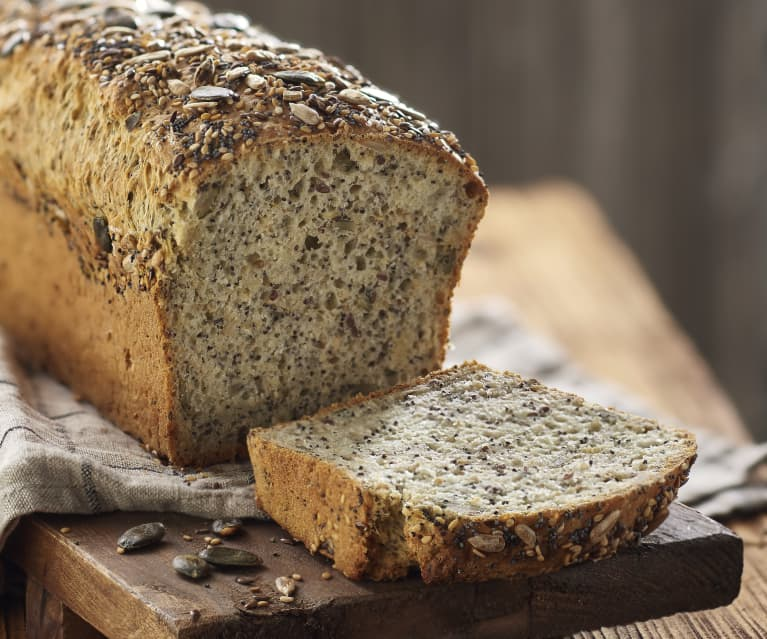 Five seed bread