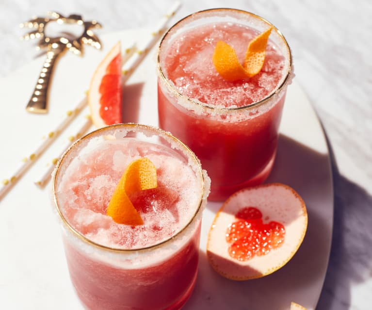 Frozen Grapefruit-Margarita