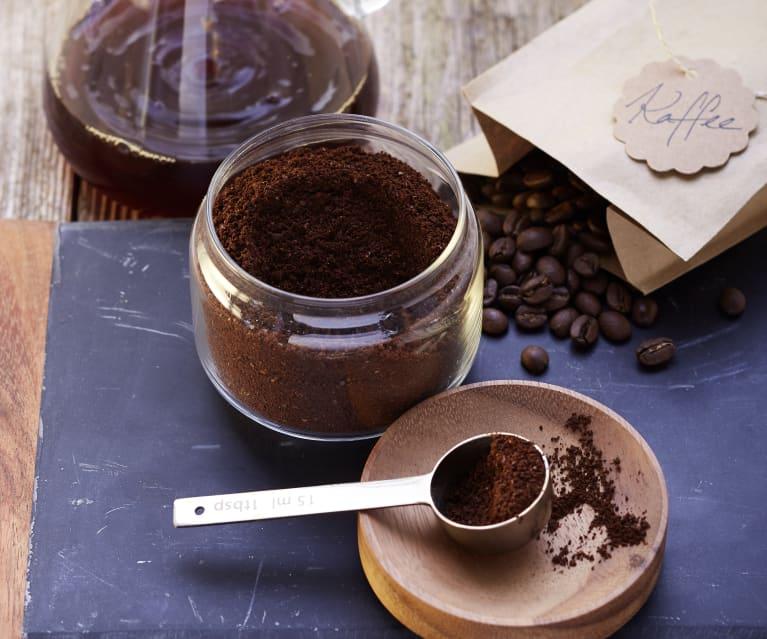 Kaffee mahlen