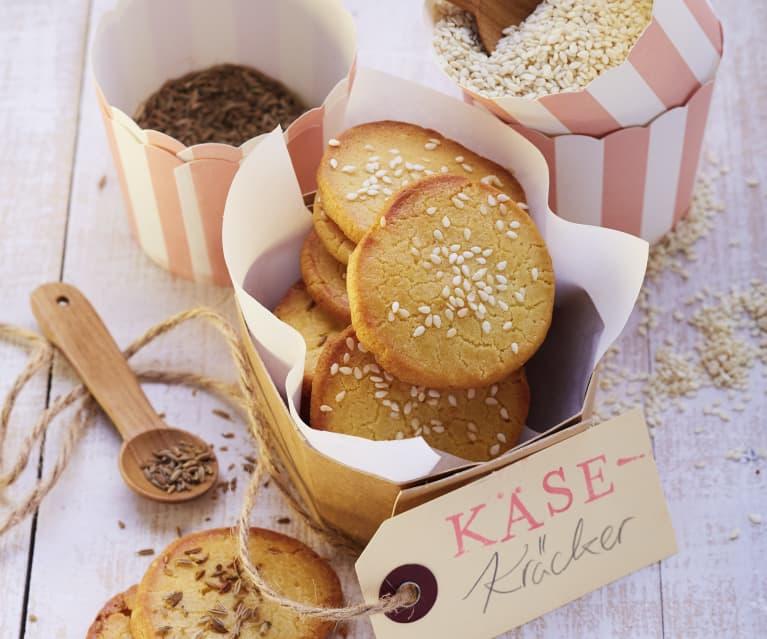 Käse-Kräcker
