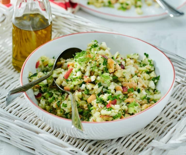 Fenchel-Apfel-Salat