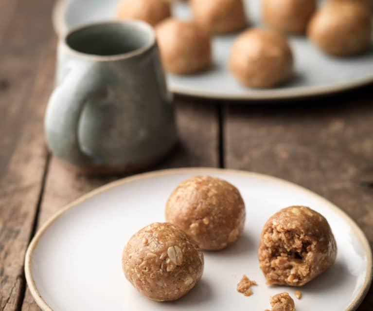 Peanut Butter Natural Energy Balls